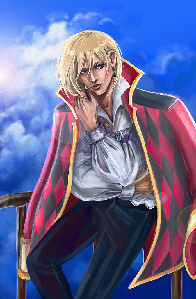 Howl by Gotat
