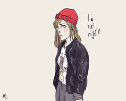I`m cool, right?