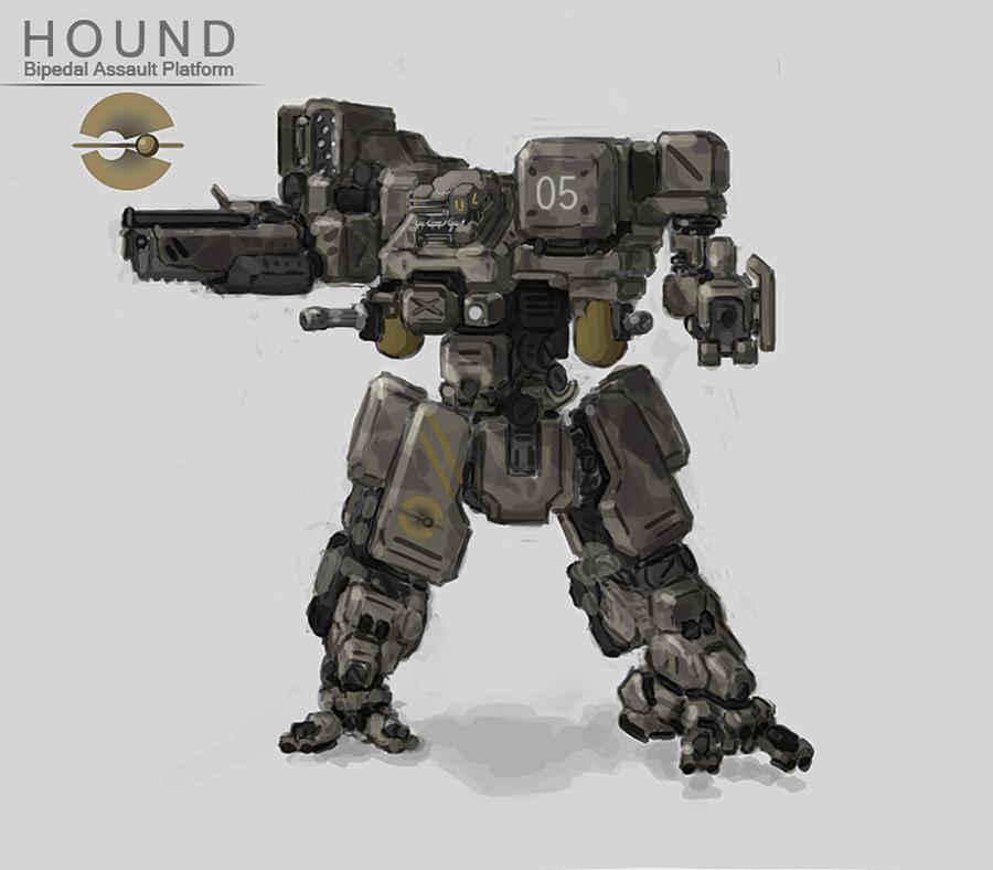 Kor Hound by Kwibl