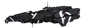 UNSC Thanatos destroyer