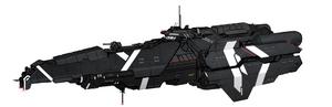UNSC Thanatos destroyer