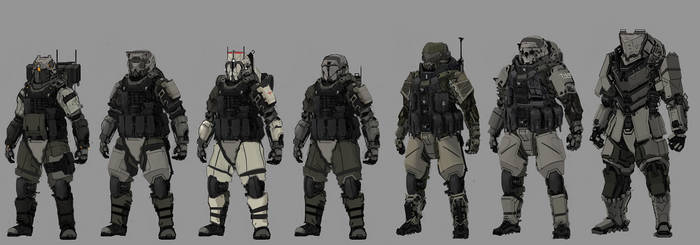 GSF Line up by Kwibl