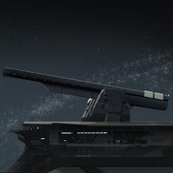 Railgun by Kwibl
