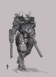 Tin Soldiers mech