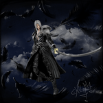 Sephiroth without wing