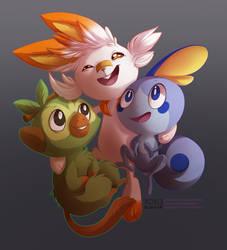 Finally Its Our Turn | Pokemon Generation 8 by XoXoBellatrix