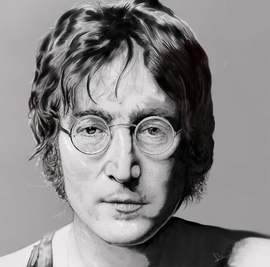 Artist musician poet peace activist amp philosopher John Lennon Imagine all the people living life in peace