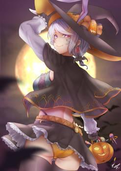 Shisagi Halloween 2019