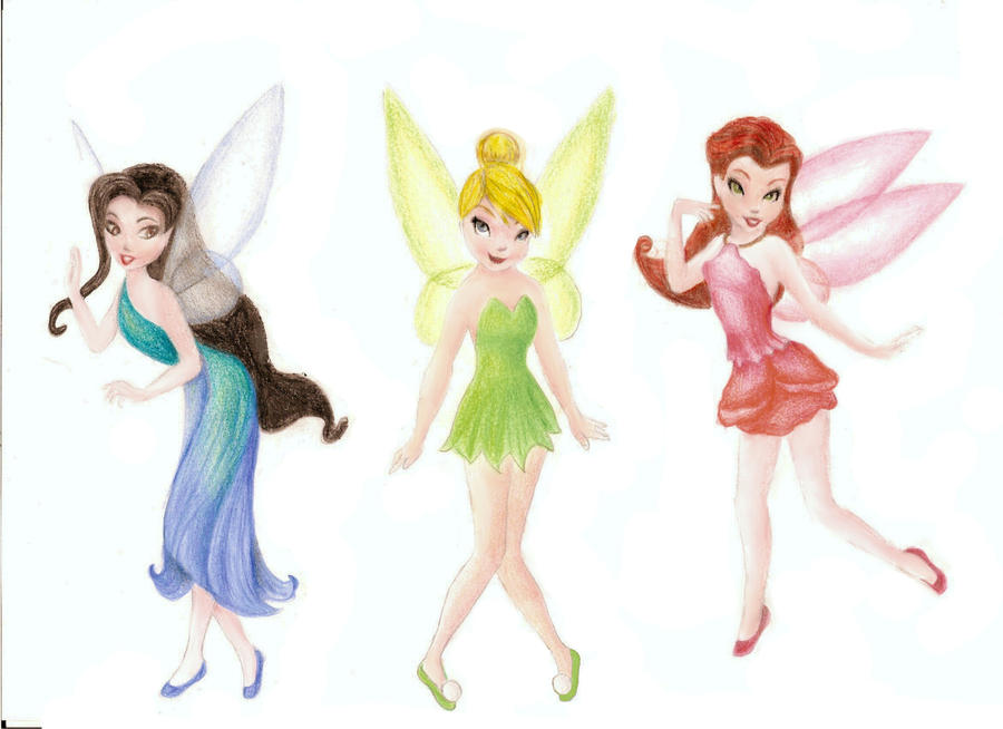 Disney fairies by dreamynaria on deviantart disney fairies by dreamynaria thecheapjerseys Image collections