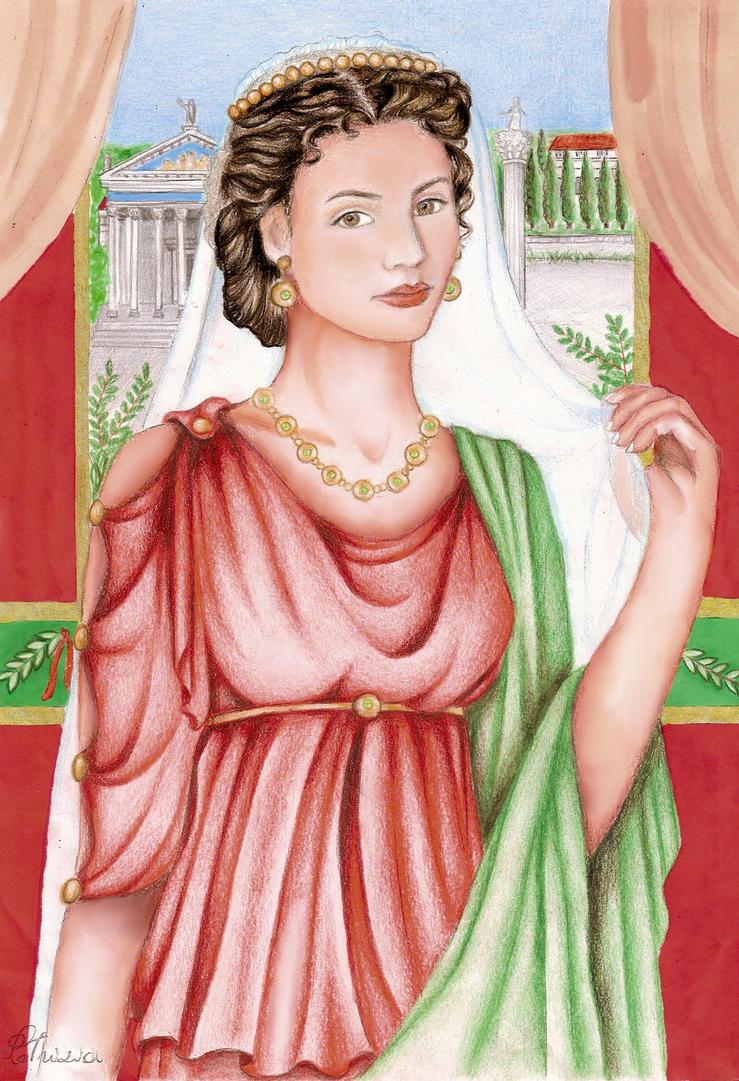 Beauty of Rome by DreamyNaria