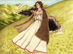 The queen Sibyl