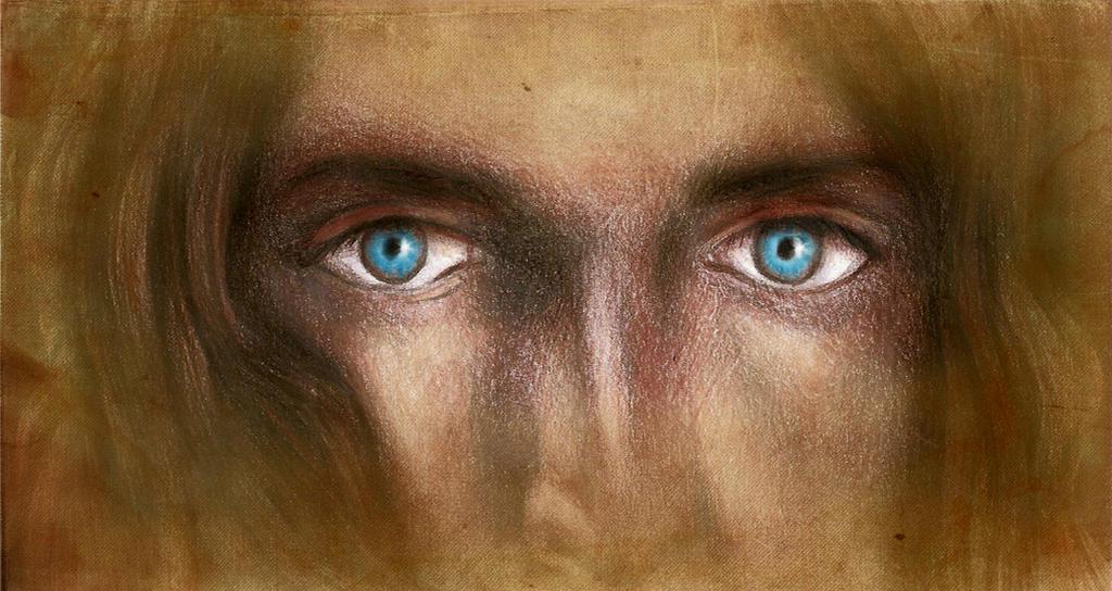 The heaven in his eyes. by DreamyNaria