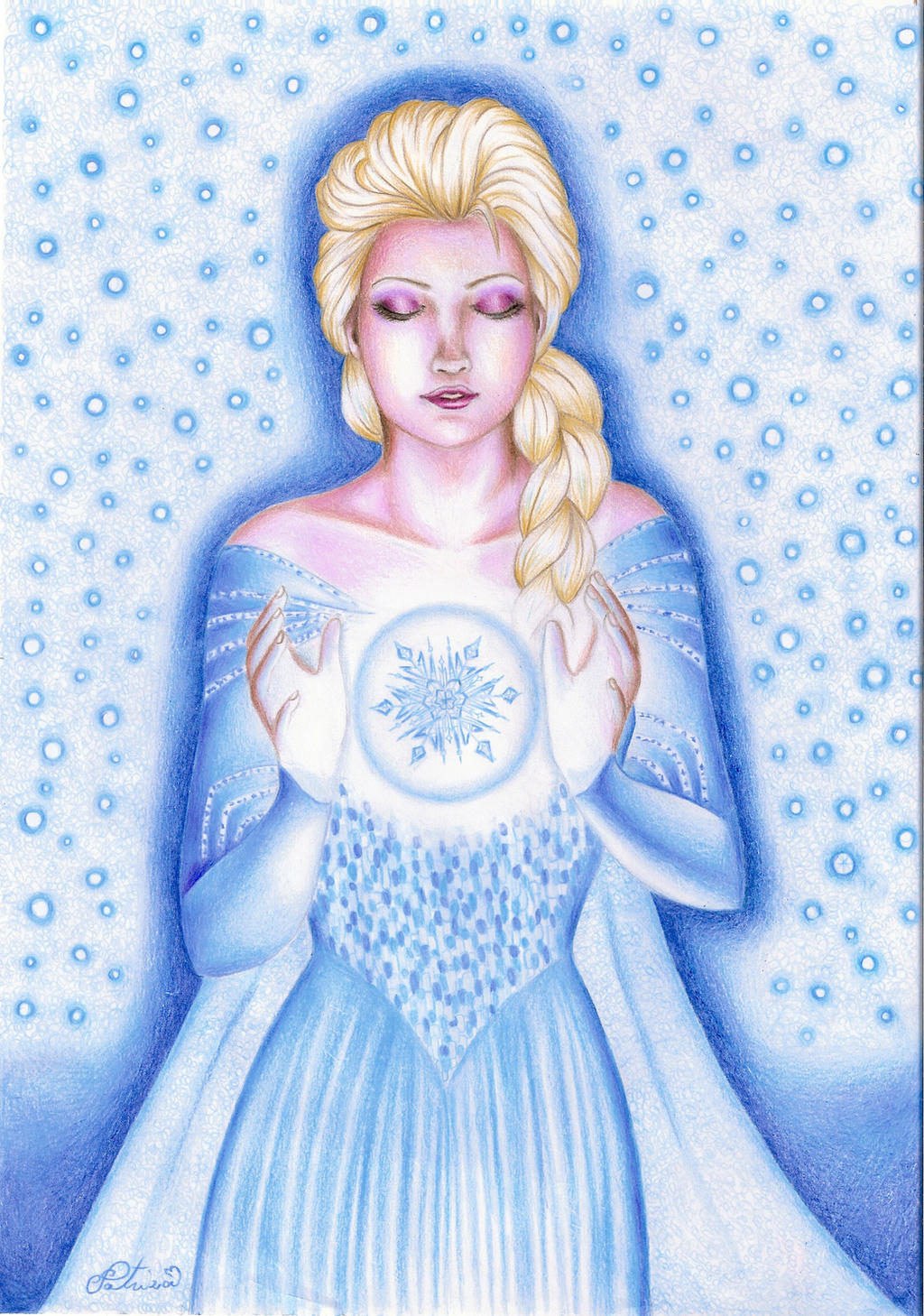 The snow queen 2 by DreamyNaria