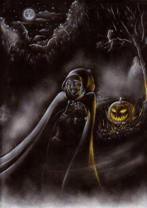 The night of terror by DreamyNaria