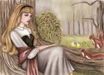 Briar Rose by DreamyNaria
