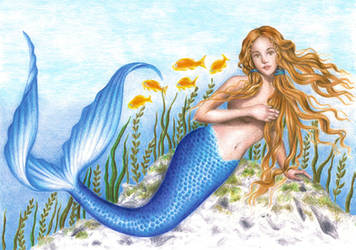 Mermay 2018 by DreamyNaria