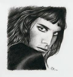 Freddie Mercury by DreamyNaria