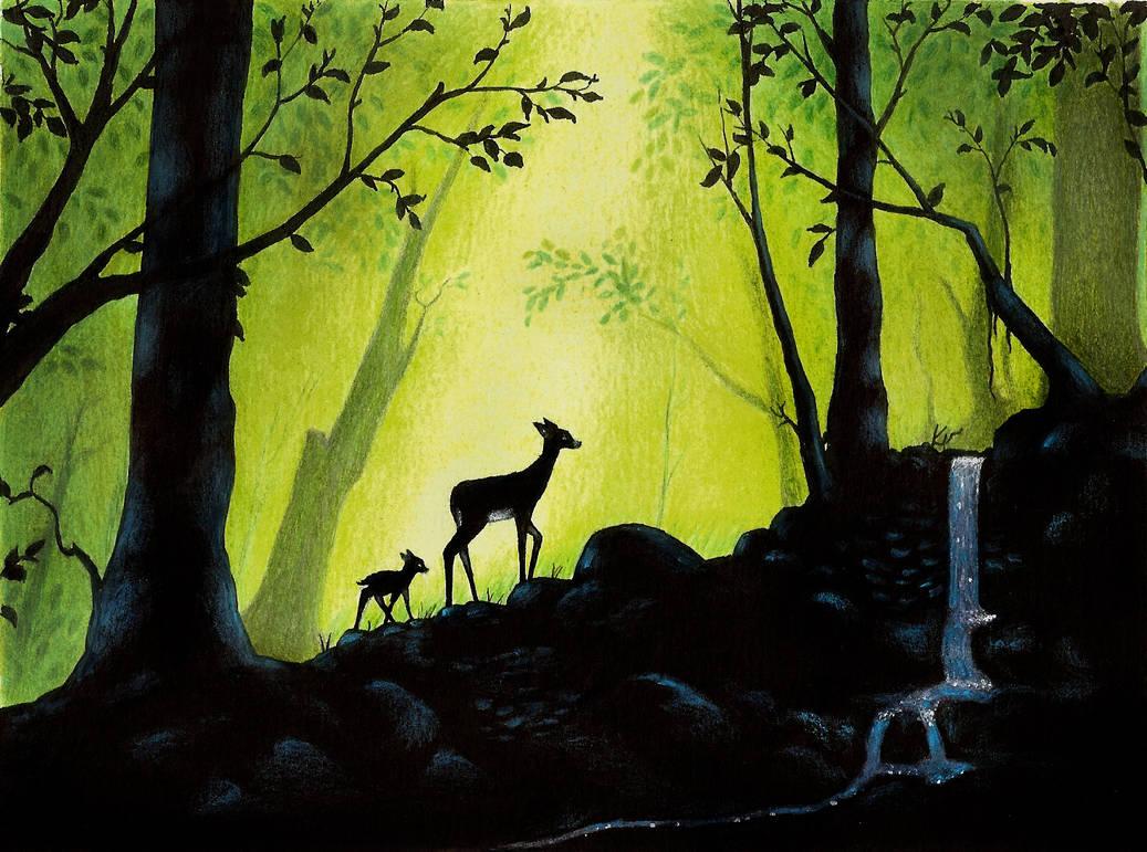 Awakening of nature. by DreamyNaria