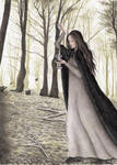 Magic spell by DreamyNaria