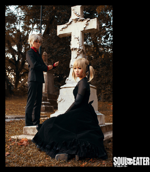 Soul Eater: Distance by Astellecia