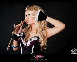 Sheryl Nome: Caught your Heart by Astellecia