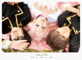 Code Geass:Shades of Happiness by Astellecia