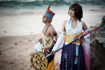 FFX: Children of Besaid