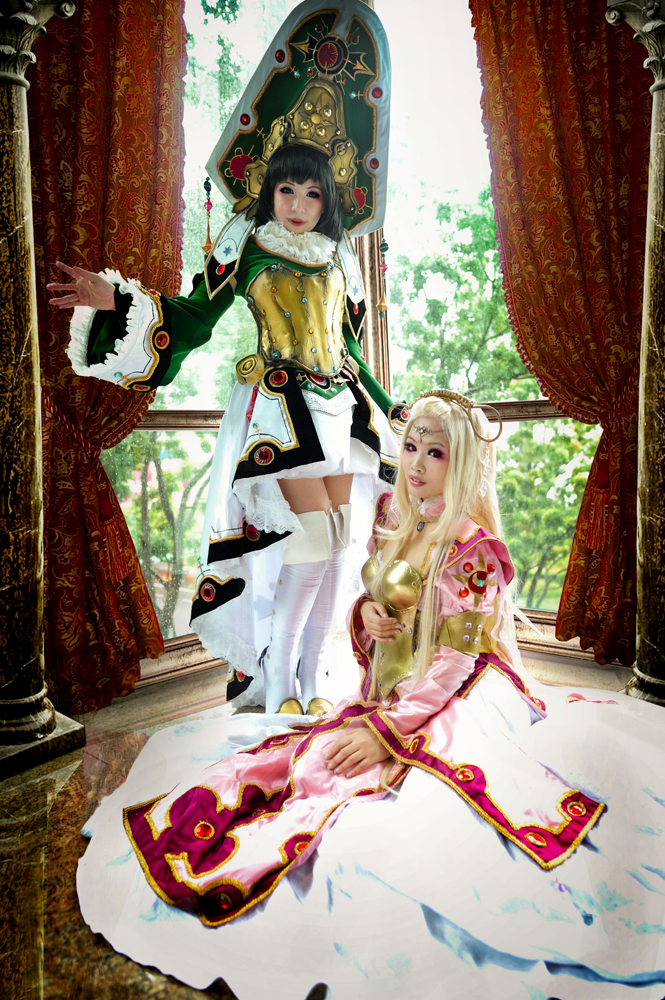 Trinity Blood: Empire by Astellecia