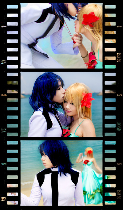 Gundam Seed: Ocean of Distance by Astellecia