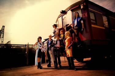 FFVIII: Timber Trains by Astellecia