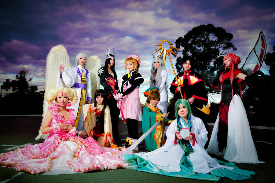 Card Captor Sakura: Magic by Astellecia