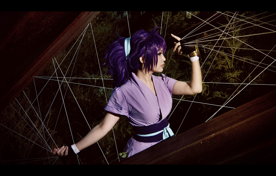 HunterXHunter: Spider Silk by Astellecia