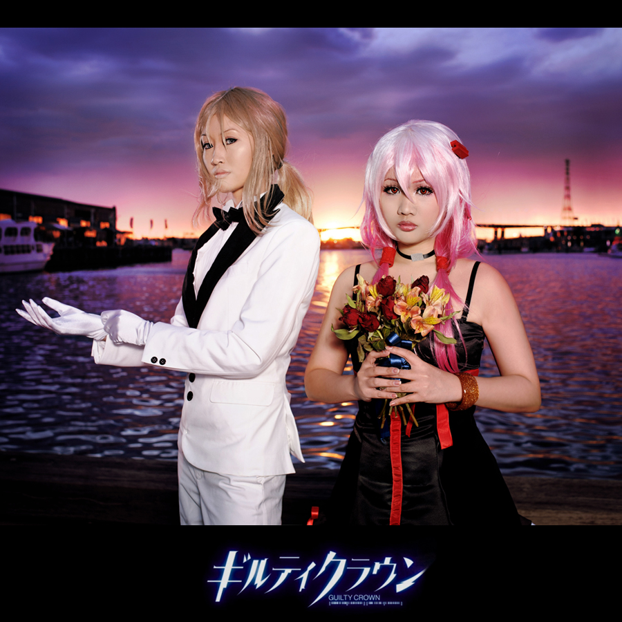 ::Guilty Crown:: Funeral Parlor by Astellecia