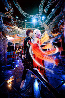 Guilty Crown: Crown of Thorns