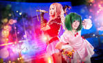 Macross Frontier: 3, 2, 1 Are you Ready