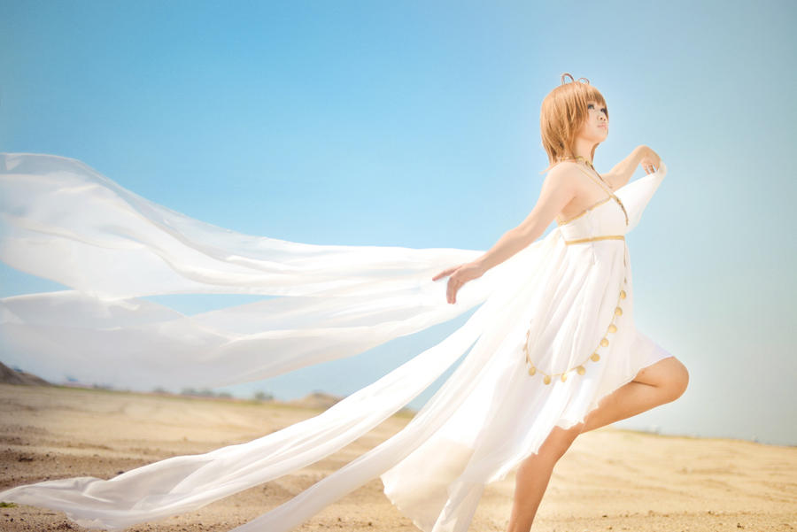 Tsubasa: White Wings by Astellecia
