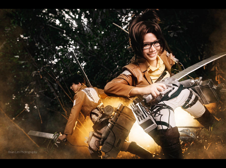 Shingeki no Kyojin: Wir sind dir Jager by Astellecia