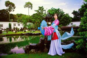 Mulan: Oriental Charm