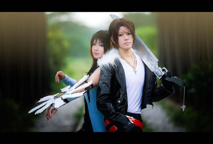 Final Fantasy VIII : Don't be Afraid by Astellecia