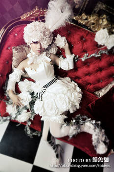 Kuroshitsuji: White Roses