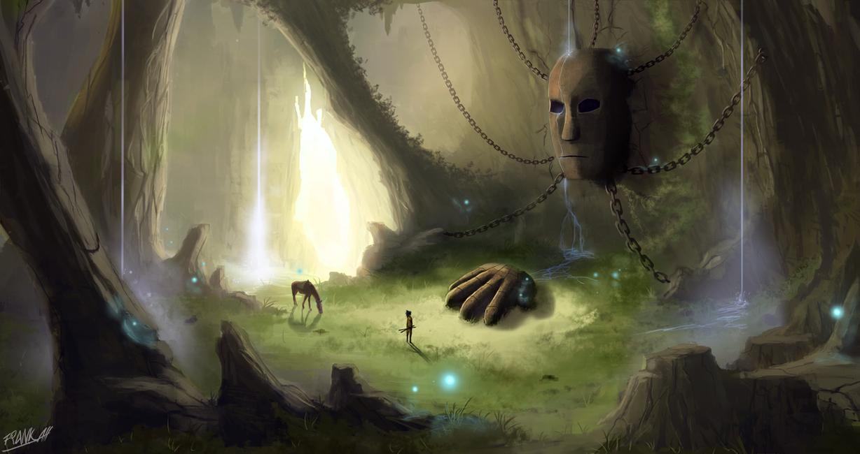 Guardian of Exile by FrankAtt