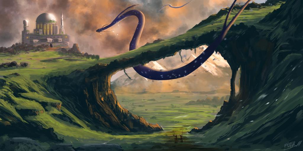 Follow the Tail by FrankAtt