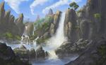 Waterfall Glade