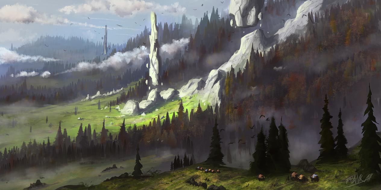 Holy Place by FrankAtt