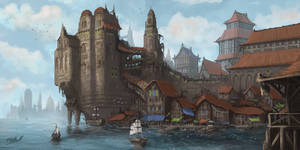 Docks Of Valura