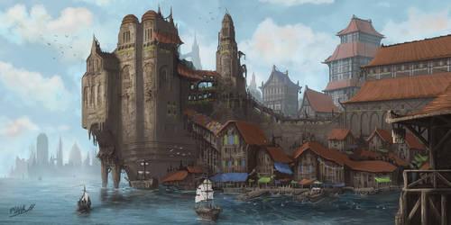 Docks Of Valura