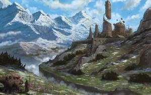 The Last Magic Place by FrankAtt