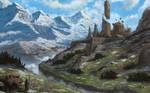 The Last Magic Place