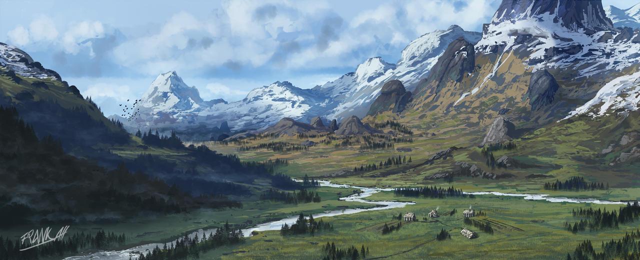 Eirnland by FrankAtt