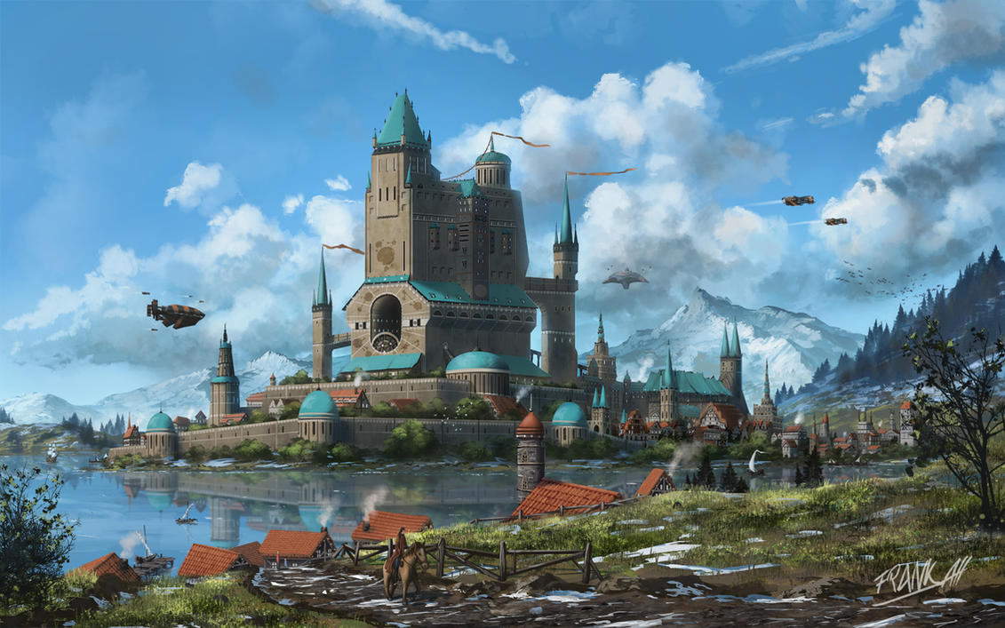 The Northern Administration by FrankAtt